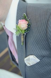 #pinkboutonniere #roseboutonniere #blushwedding #pinkwedding #linolakesflorist