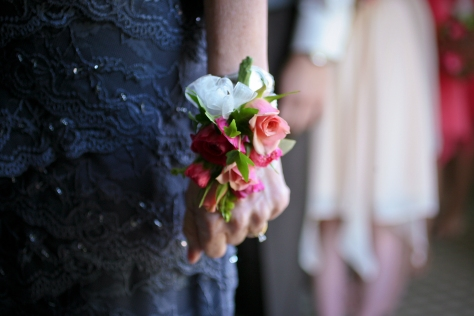 #wristcorsage #motherofthebride #pinkwristcorsage #pinkandcoral #coralandpinkcorsage #linolakesflorist
